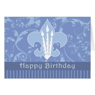 BSA Happy Birthday Card