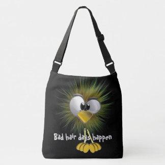 BSad hair days Crossbody Bag