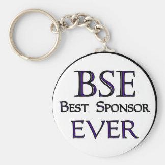 BSE, Best Sponsor Ever! Keychain