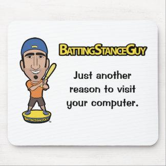 BSG Computer Visit Mousepad