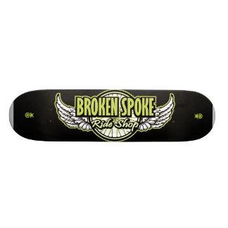 BSRS Carbon Skatedeck v.ps Custom Skateboard