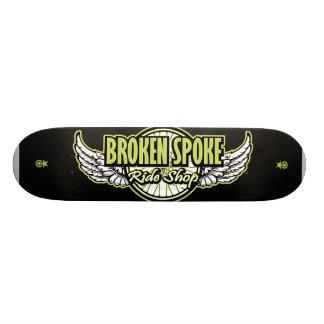 BSRS Carbon Skatedeck v.ps Skateboards