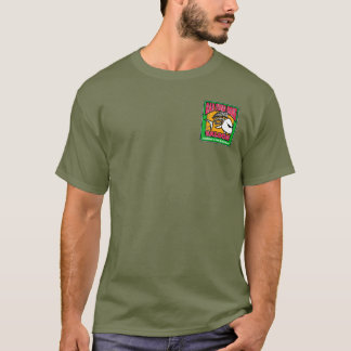 BT0016 - Bad Tuna Bone Saloon T-Shirt
