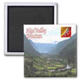 BT - Bhutan - HaaValley Magnet