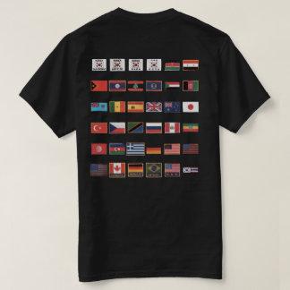 BTC dans le monde entier Tee Shirt