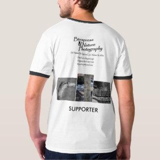 Btexpress Nature Photography Supporter T Shirts(2) T-Shirt