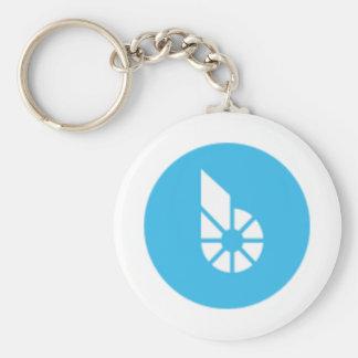 """BTS 2.25"""" Basic Button Keychain"""