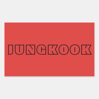 BTS JUNGKOOK seal
