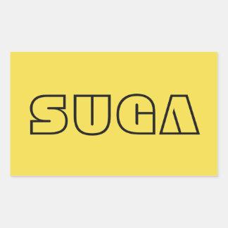 BTS SUGA seal