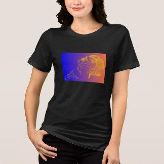 BTS V Poly Design Graphic Shirt