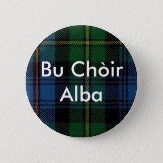Bu Chòir Alba 2 Inch Round Button