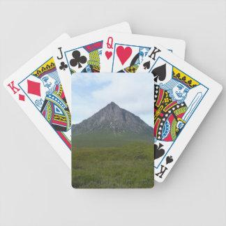 Buachaille Etive Mòr, Scotland Poker Deck