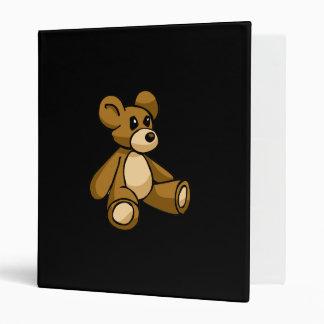 Bubba Bear 3 Ring Binder