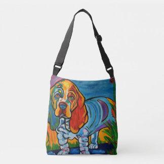 BUBBA    DOG CROSSBODY BAG