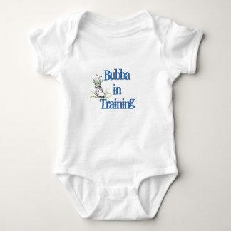 Bubba in Training w/Shoe Baby Bodysuit