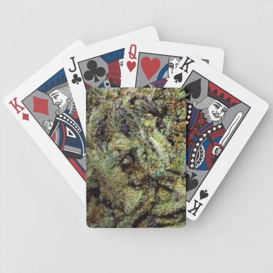 Bubba Kush Bicycle Playing Cards