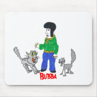 Bubba Mouse Pad