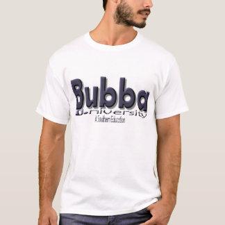 """Bubba U. (University) """"A Southern Education"""" T-Shirt"""