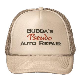 Bubba Weekend Mechanic Hats
