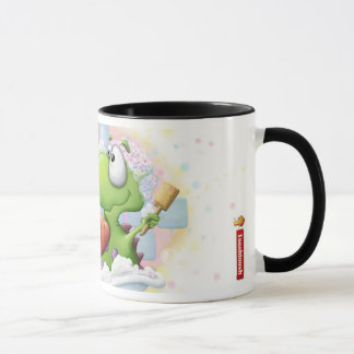 Bubble Bath Dragon Mug