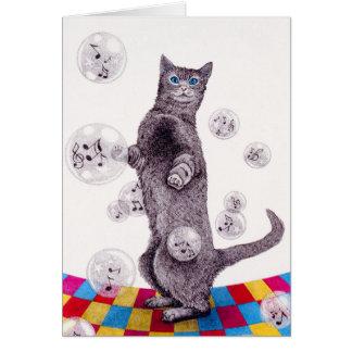Bubble Batter Card