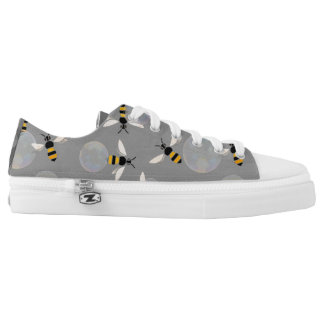 Bubble Bees Low-Top Sneakers