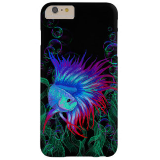 Bubble Betta Barely There iPhone 6 Plus Case