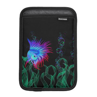 Bubble Betta iPad Mini Sleeve