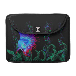 Bubble Betta MacBook Pro Sleeve
