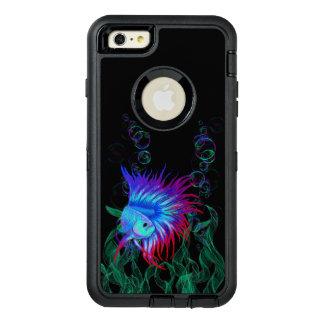 Bubble Betta OtterBox Defender iPhone Case