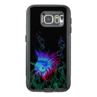 Bubble Betta OtterBox Samsung Galaxy S6 Case