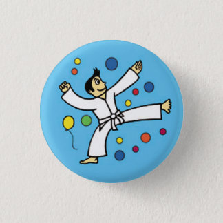 Bubble Boy Button
