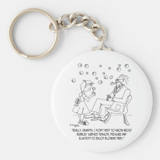 Bubble Cartoon 0619 Keychain