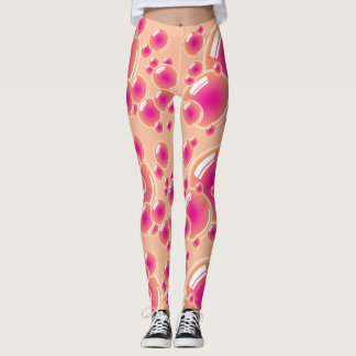 Bubble Crazy Leggings