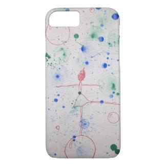 Bubble Dancer iPhone Case