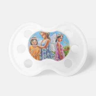 Bubble Fairies Baby Pacifiers