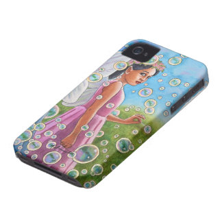 Bubble Fairies Case-Mate iPhone 4 Cases