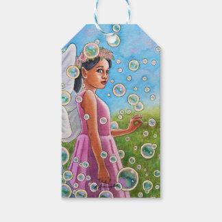 Bubble Fairies Gift Tags
