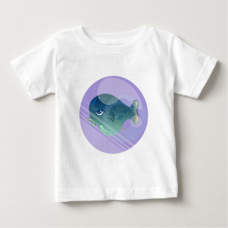 Bubble Fish Baby T-Shirt