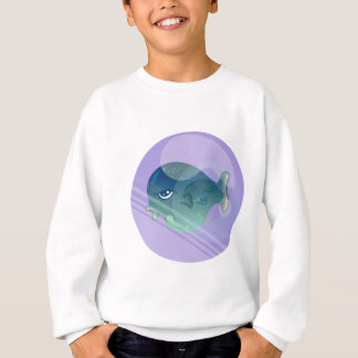 Bubble Fish Sweatshirt