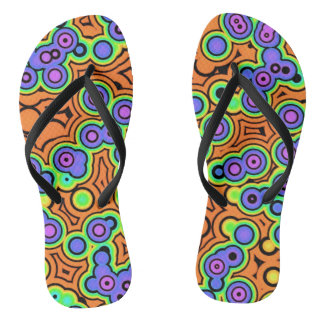 Bubble fun 17A Flip Flops