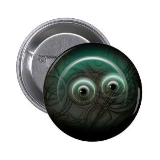 Bubble Glow Art Pin