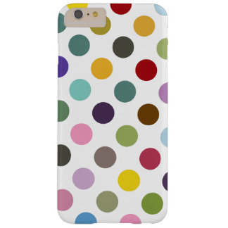 Bubble-gum Polkadot Coque iPhone 6 Plus Barely There
