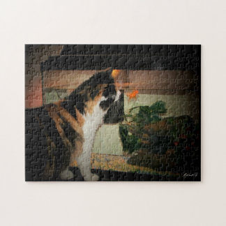 Bubble Kiss Jigsaw Puzzle