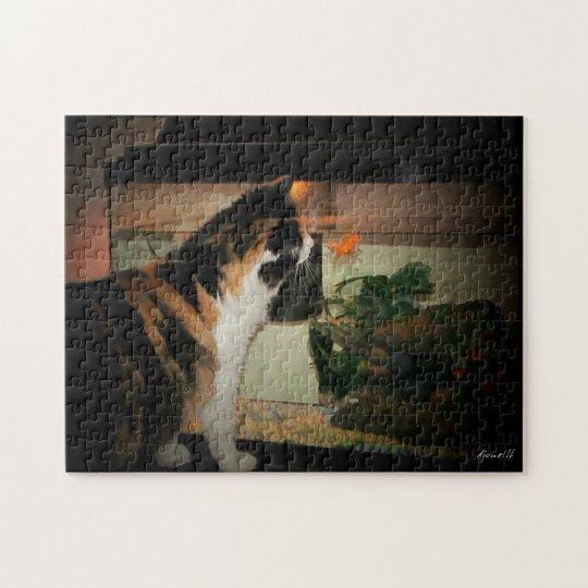 Bubble Kiss Jigsaw Puzzle