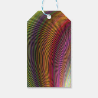 Bubble magic pack of gift tags
