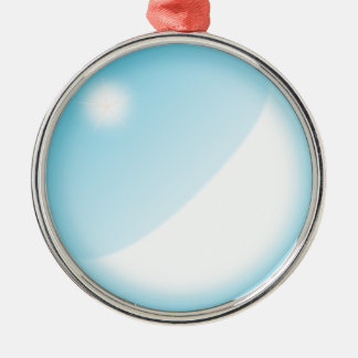 Bubble Metal Ornament