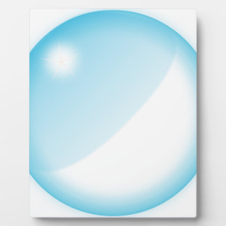 Bubble Plaque