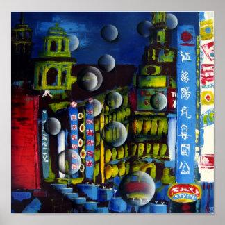 Bubble Shanghai, MJ-kind Poster