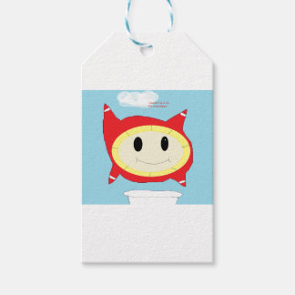 bubble thing gift tags